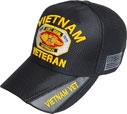 MM-142 Vietnam Veteran Shield