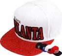 FS-364 Atlanta Glitter Snapback