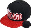 FS-365 Chicago Glitter Snapback