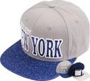 FS-367 New York Glitter Snapback