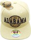 FS-602 Alabama Linen Snapback