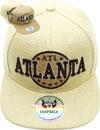 FS-604 Atlanta Linen Snapback