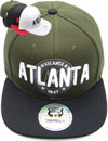 FS-720 Atlanta Small Mesh Snapback