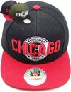 FS-721 Chicago Small Mesh Snapback