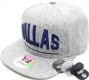 FS-592 Dallas Twill Snapback