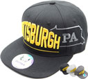 FS-595 Pittsburgh Twill Snapback