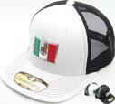 FS-625 HF Mexico Flag Snapback