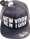 FS-375 New York PU Snapback