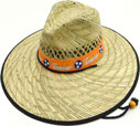 SC-445 Tennessee Straw Hat
