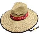 SC-458 Mississippi Straw Hat