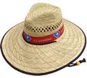 SC-460 South Carolina Straw Hat
