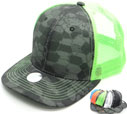 CT-092 Tactical Camo Meshback Trucker