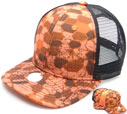 CT-095 Tactical Camo Meshback Trucker
