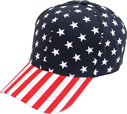 BP-220 US Flag Cotton
