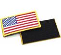 FG-054 Velcro Patch