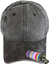BP-015 Washed Cotton Pigment Dad Hat
