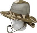 CP-038 Desert Camo Flap Mesh Boonie