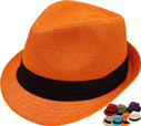 SF-111 Straw Fedora
